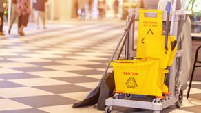 Limpeza de shoppings: um desafio a superar