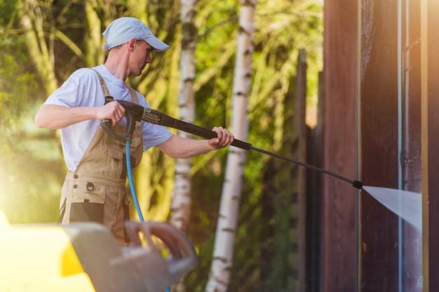 Lavação de Fachadas: mantendo sua empresa bem apresentável
