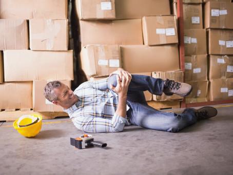 6 causas de acidentes de trabalho que você pode evitar em sua empresa