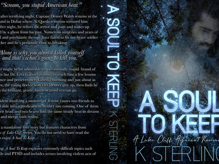 A Soul To Keep Available Now!