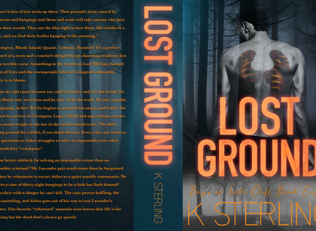Lost Ground Available Now!