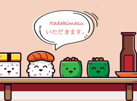 ⛩ITADAKIMASU - Người Nhật bắt đầu bữa ăn như thế nào🥢
