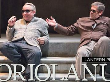 Coriolanus at the Lantern Theater Company