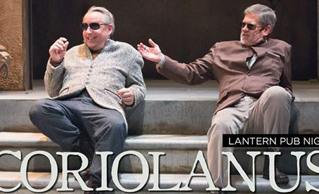 Coriolanus at the Lantern Theater Company