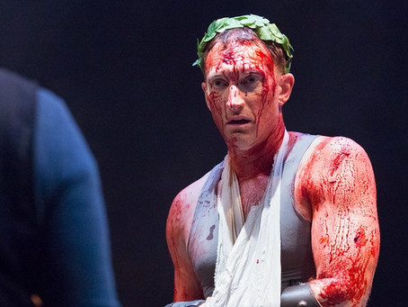"""Spellbinding!"" CORIOLANUS is a hit!"