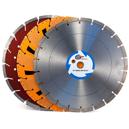 Sub-contractor Blades - Handsaw /Low HP Floorsaw