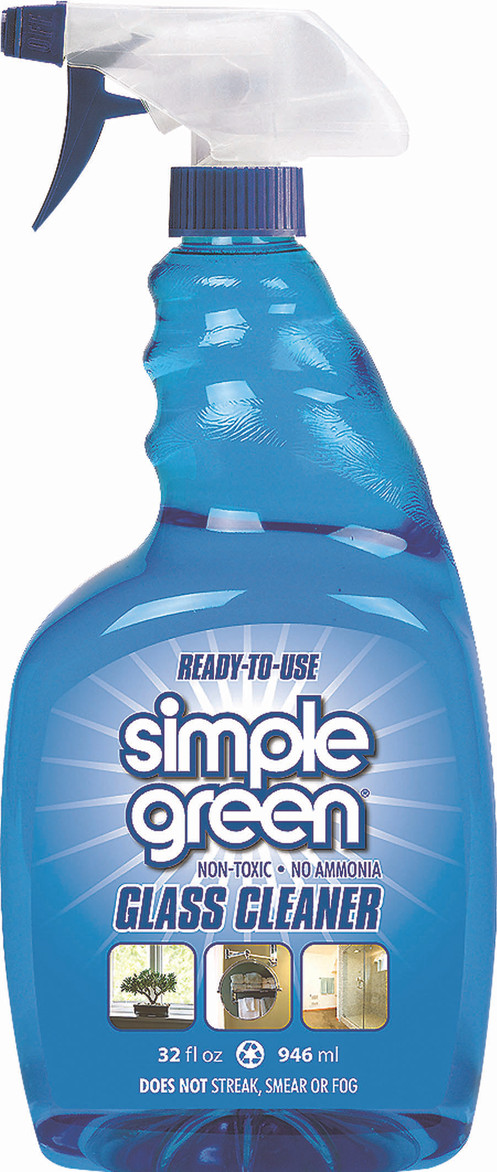 Simple Green Glass Cleaner 946ml