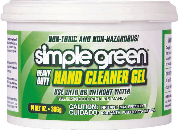 Simple Green Hand Cleaner Gel 396g Tub