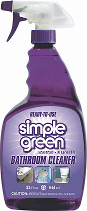 Simple Green Bathroom Cleaner 946ml