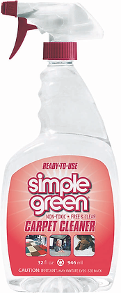 Simple Green Carpet Cleaner 946ml