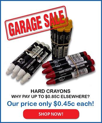 Hard Crayons