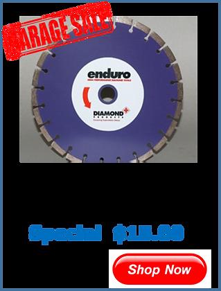 DIY  Enduro Segmented 230 x 7mm