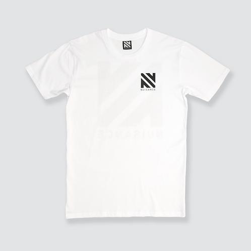 Men's Platinum Tshirt White