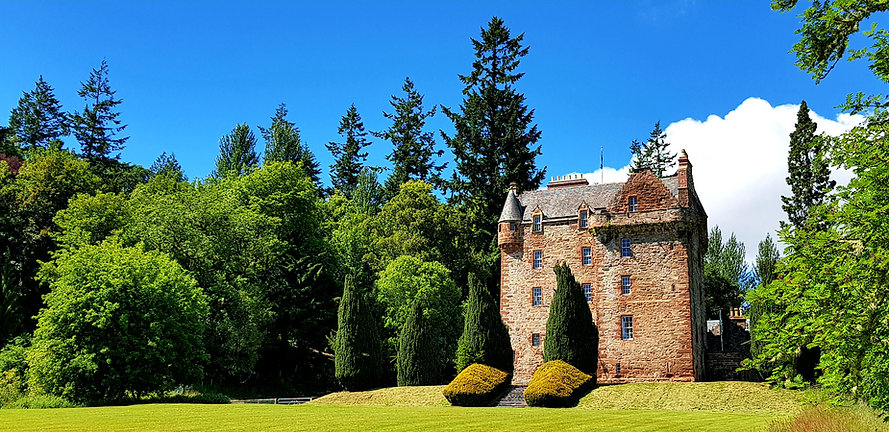 Private Bespoke Outlander Tours Scotland