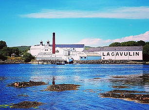 #Lagavulin Distillery.jpg A shot from th