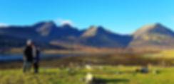 bespoke guided tours of Scotland