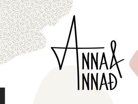 Vælkomin til ANNA & ANNAÐ