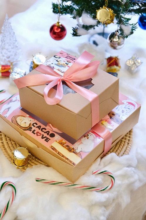 Christmas gift set boxes 🎄