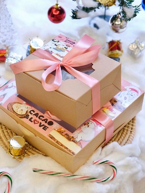 Christmas gift set boxes 🎄