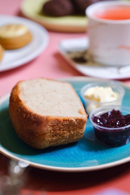 Vegan Brioche Bread
