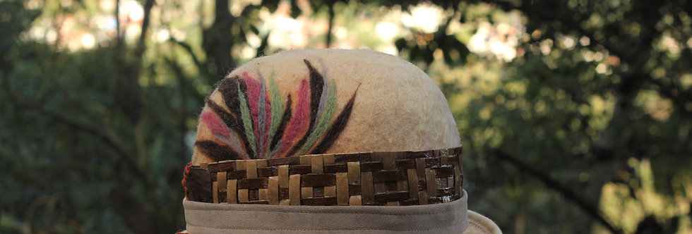 Chapéu de Lã Abu