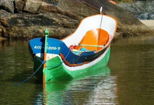 Incríveis Canoas Boneteiras