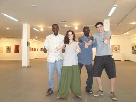 Exposition Galerie Nationale Dakar