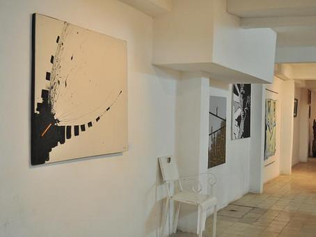 Exposition Galerie Tiouth Saint Louis du Sénégal