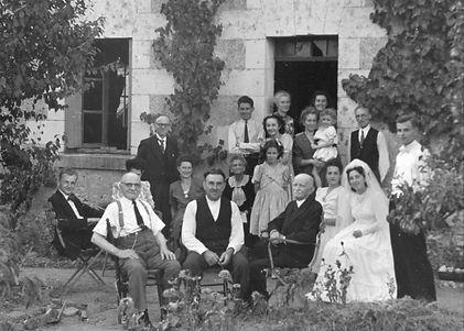 8 mariage  Edouard Guiller Tours 1947.jp