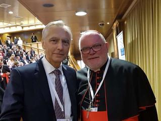 """L'inviato UE sulla libertà religiosa: """"Il contributo dei cristiani centrale in Europa"""""""