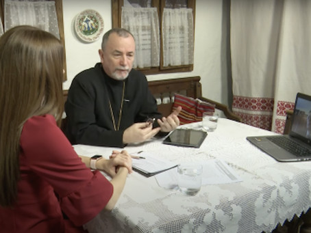 Vladyka Cyril sa zhoduje s Figeľom: Zatvorené chrámy sú veľký problém