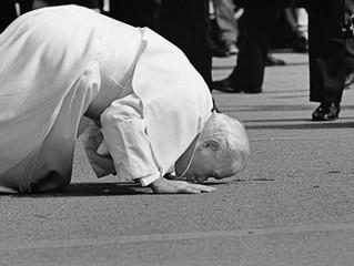 Bratislava granted honorary citizenship to John Paul II
