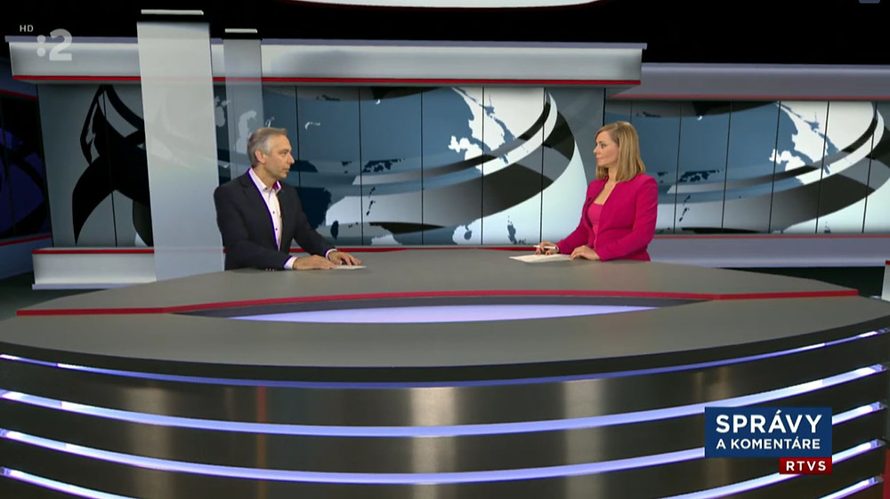 Ján Figeľ v RTVS