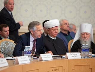 Духовенство и эксперты призвали защищать религиозные меньшинства в мире