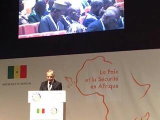 Ján Figeľ's speech at Forum Paix et Sécurité Pan-Africain in Dakar, Senegal