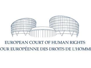 Podanie na Európsky súd pre ľudské práva