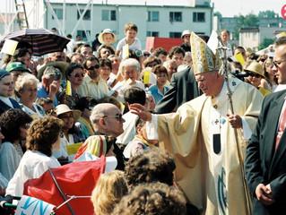 Św. Jan Paweł II honorowym obywatelem Bratysławy