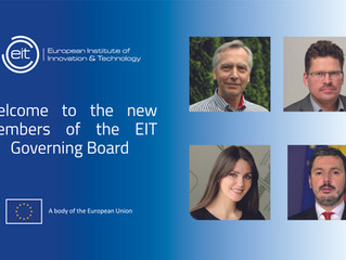 Four new members join the EIT Governing Board