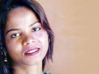Asia Bibi sort de son silence