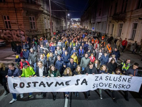 Za spravodlivé Slovensko