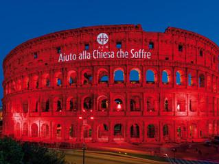 Cristiani perseguitati: Ján Figel (Ue) aderisce all'iniziativa di Acs. Il 24 febbraio il Colosseo sa