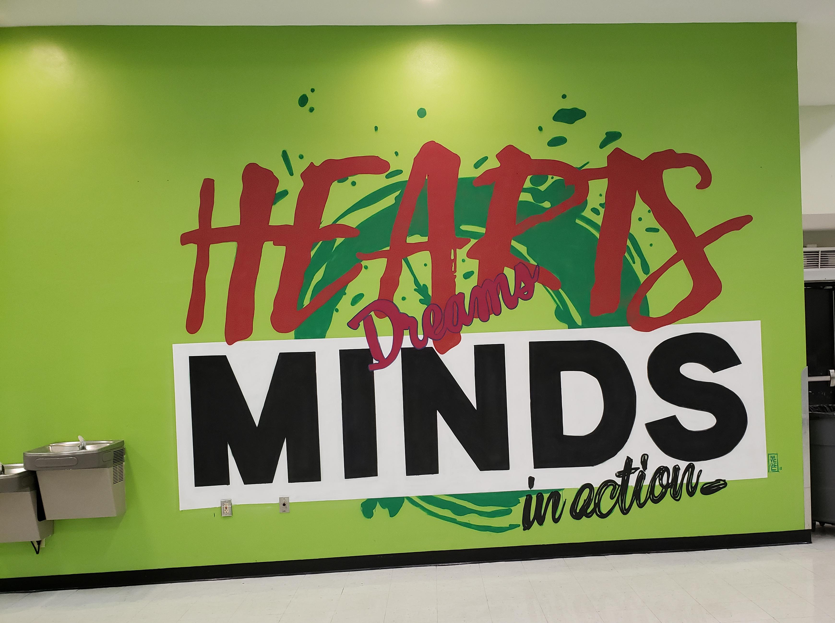 hearts dreams minds