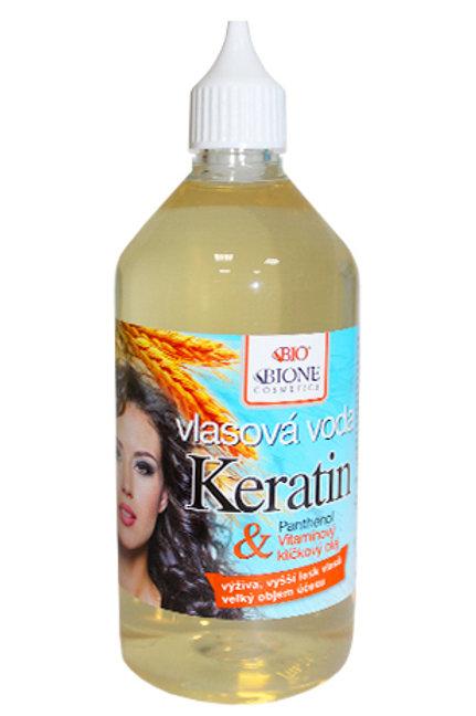 Вода для волос с Зародышами пшеницы