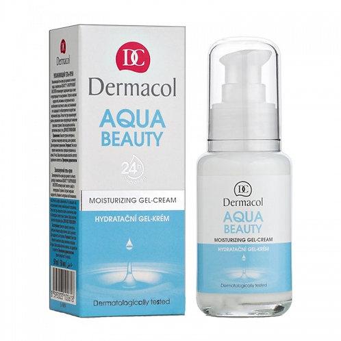 Увлажняющий гель-крем с гиалуроновой кислотой Aqua Beauty