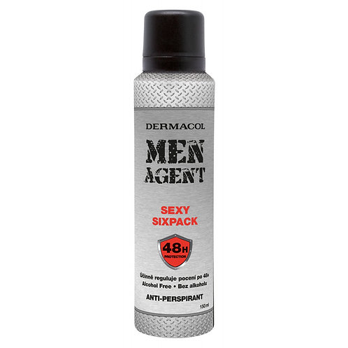 Антиперспирант Men agent sexy sixpack