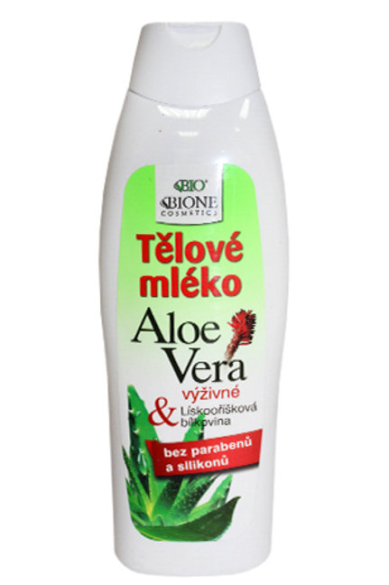 Молочко для тела Алоэ Вера