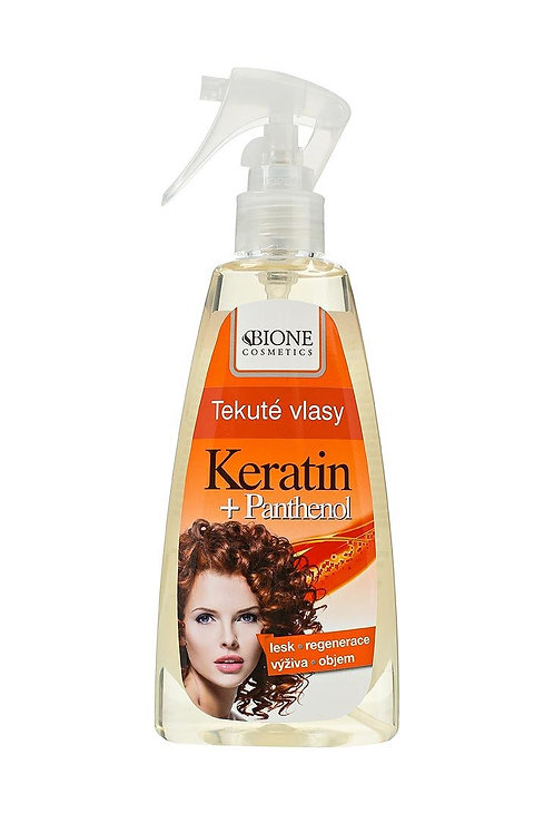 Жидкий спрей для волос Пантенол+Кератин