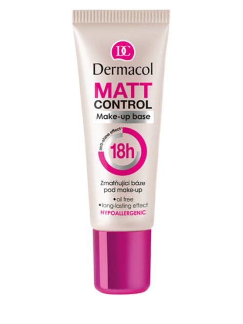 Матирующая база под макияж 18H Matt control make-up base