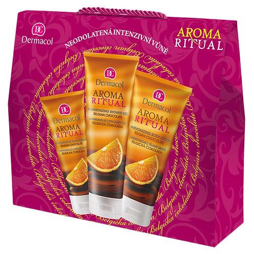 Подарочный набор Aroma Ritual Бельгийский шоколад