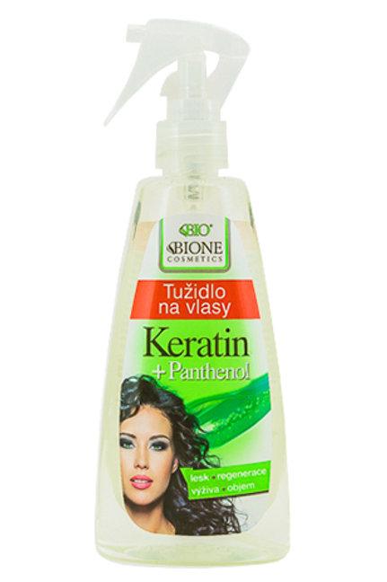 Восстанавливающий спрей для волос Пантенол + Кератин